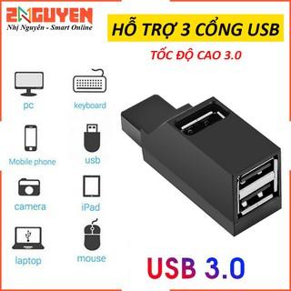 Bộ Hub chia cổng 3.0/2.0 USB