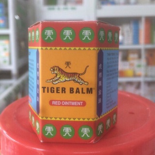 Cao xoa hổ đỏ Tiger Balm Red 30 gam thumbnail