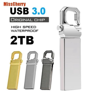 [MissCherry] High Speed Usb 3.0 Flash Drive 2Tb U Disk External Storage Memory Stick