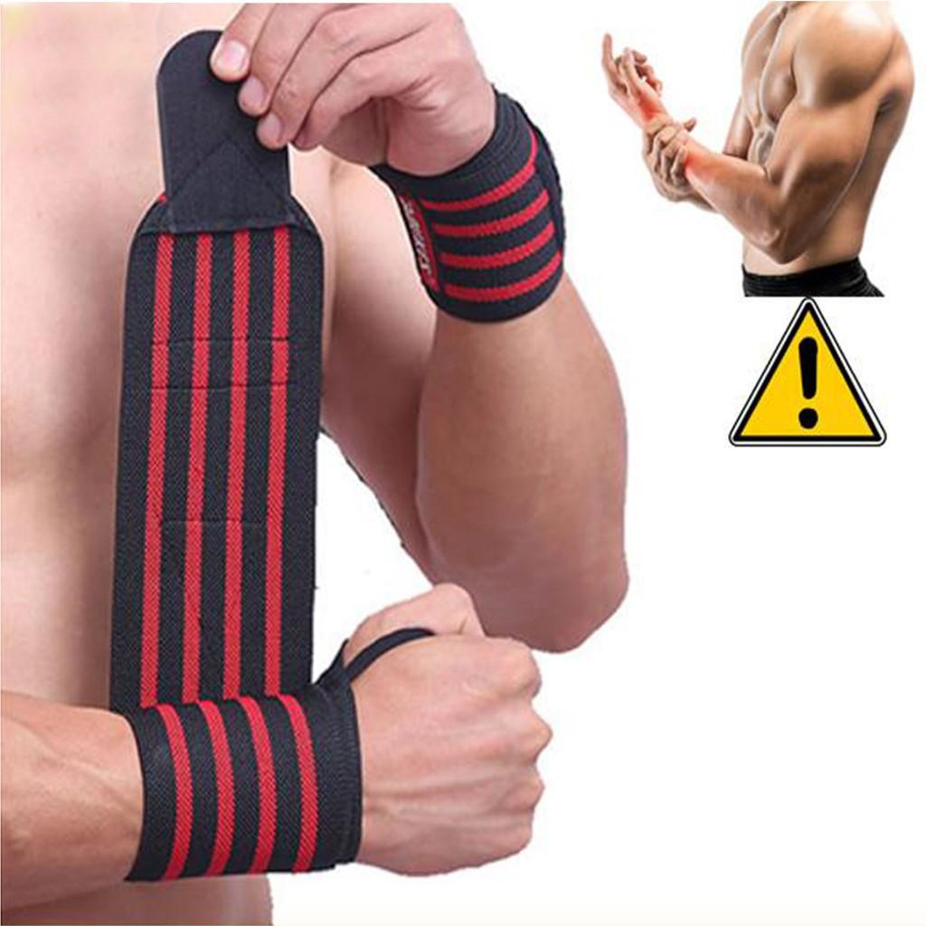 Quấn cổ tay Aolikes  loại 1 cao cấp - Đai Bảo Vệ Cổ Tay tập Gym