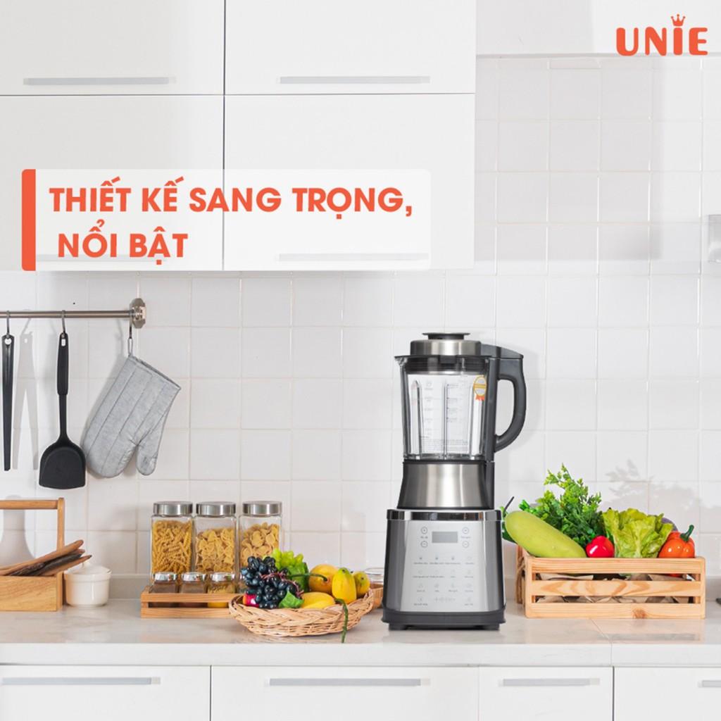 Máy làm sữa hạt Unie V8S – Xay nấu sữa hạt siêu mịn thơm ngon