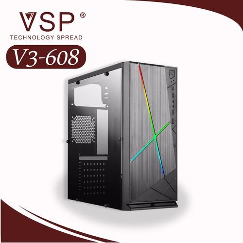 Case VSP V3-608 LED RGB Giá chỉ 360.000₫