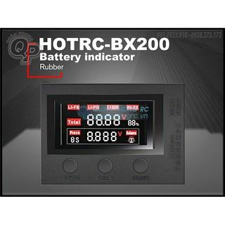 Bộ kiểm tra điện áp HOTRC BX200