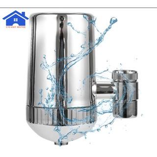 ĐẦU LỌC NƯỚC TỰ ĐỘNG TẠI VÒI WATER 4 cấp lọc – Bộ lọc nước trực tiếp tại đầu vòi Water Purifier