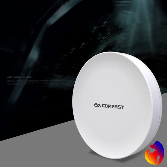 Outdoor CPE Wireless WIFI Extender Repeater 2.4G 300Mbps Outdoor WiFi Router Giá chỉ 876.137₫
