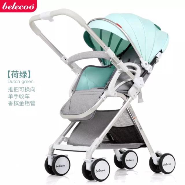 Xe đẩy 2 chiều Belecoo A8 - 2509883 , 320432491 , 322_320432491 , 1330000 , Xe-day-2-chieu-Belecoo-A8-322_320432491 , shopee.vn , Xe đẩy 2 chiều Belecoo A8