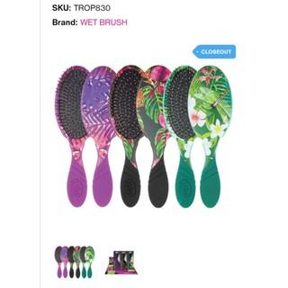 Lược gỡ rối Wet Brush Pro Detangler Neon Tropics thumbnail