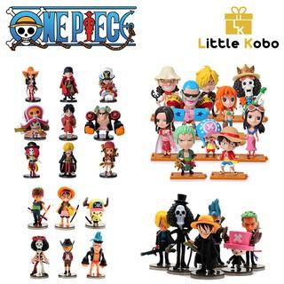 Mô Hình One Piece Vua Hải Tặc Mô Hình Luffy