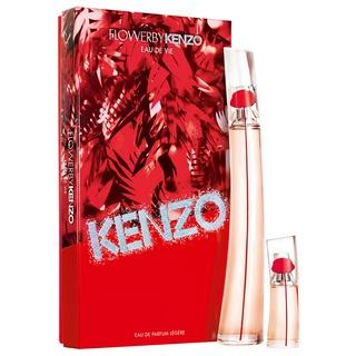 Gift Set nước hoa nữ Kenzo Flower By Kenzo Eau de Vie 2pcs ( EDP 100ml & EDP 15ml ) thumbnail
