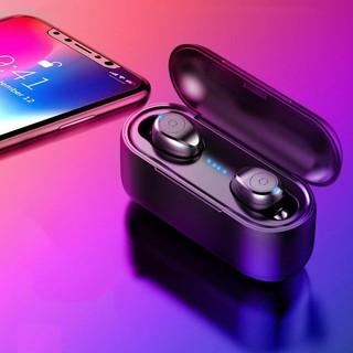 Tai phone nghe nhạc F9 tích hợp pin dự phòng bluetooth 5.0 muoetj mà tặng bạn những bản nhạc hay thumbnail