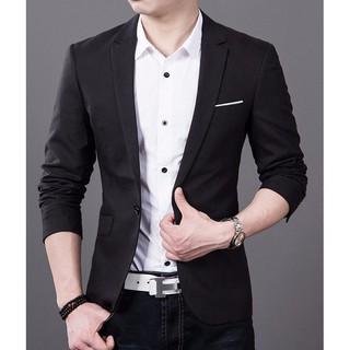[Full Size] Áo vest nam body kiểu Hàn Quốc đơn giản phong cách
