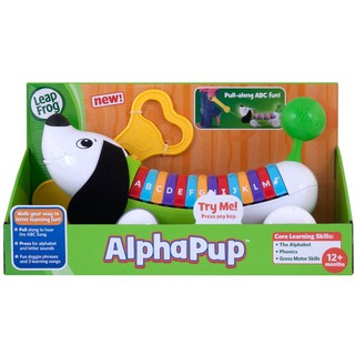 Cún Con Học Chữ Leapfrog cho bé từ 2 tuổi