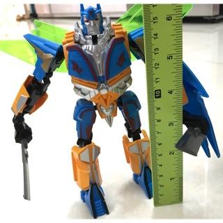Changer Robot lắp ráp nhiều chi tiết