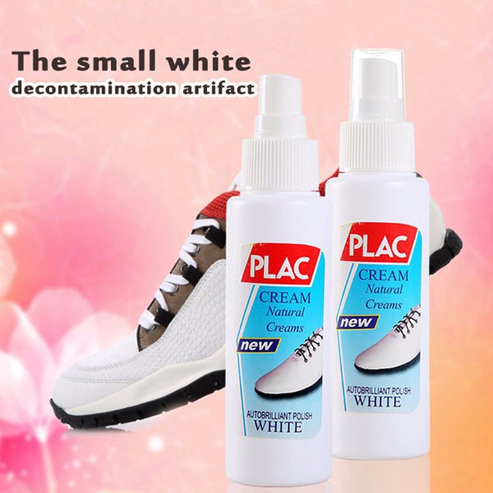 Chai lọ xịt tẩy trắng dày dép túi xách PLAC ( 100ml ) F270SP1