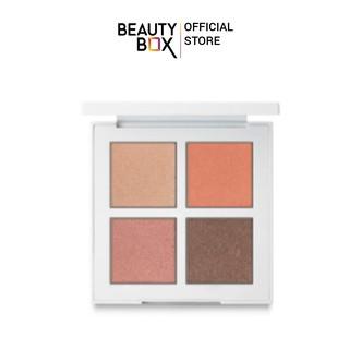 Màu Mắt Trang Điểm B. By Banila Eyecrush Shadow Palette(4Colors) 5.9g thumbnail