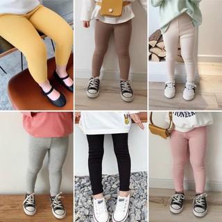 COMBO 6 Quần legging cho bé gái