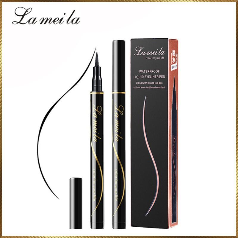 Bút kẻ mắt nước Lameila không trôi hàng chính hãng Waterproof Liquid Eyeliner Pen