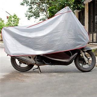 Bạt phủ xe máy che mưa che nắng cao cấp siêu bền loại lớn Shop Giá Rẻ Toàn Quốc