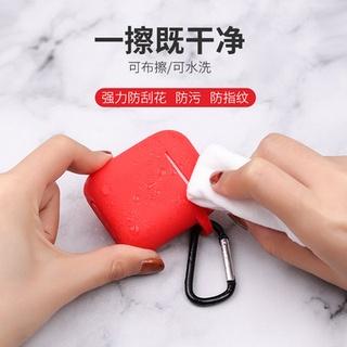 [Chính Hãng] Vỏ bảo vệ AirPods hộp tai nghe không dây Apple bluetooth vỏ bảo vệ Silicone siêu mỏng hộp sạc chống rơi phụ