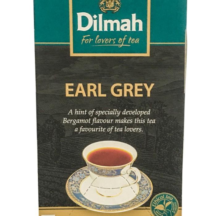 Trà Dilmah Bá Tước - Earl Grey 25 túi x 2 gram - TDM027