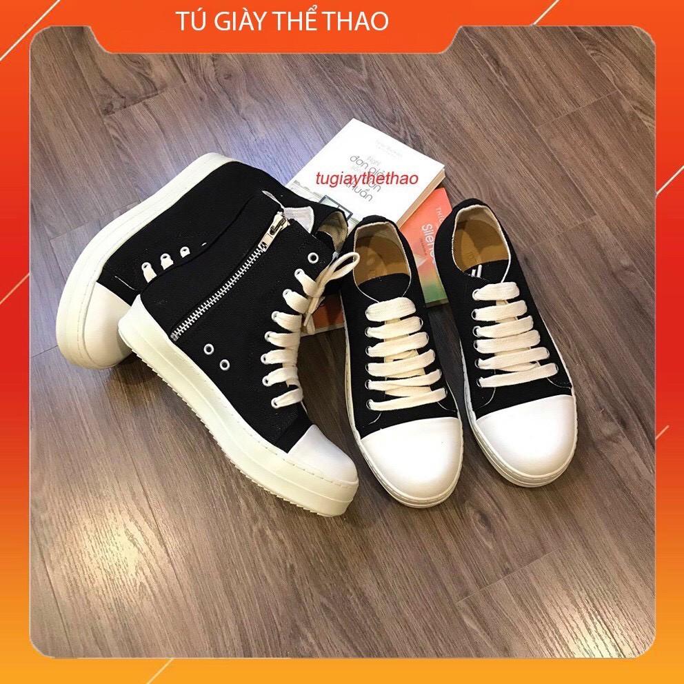 Giày Sneaker Thể Thao Nam Nữ RO RICK Đế Thơm Vani