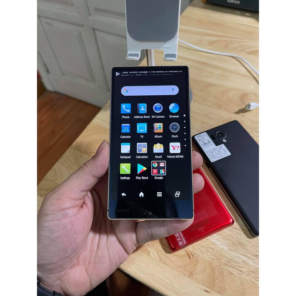 Điện thoại sharp 304sh ram 2G Chip snap 801