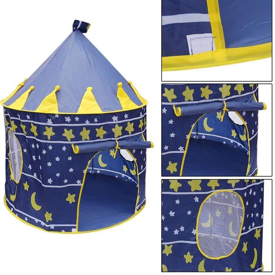 TENDA Lều hình lâu đài xinh xắn dành cho bé