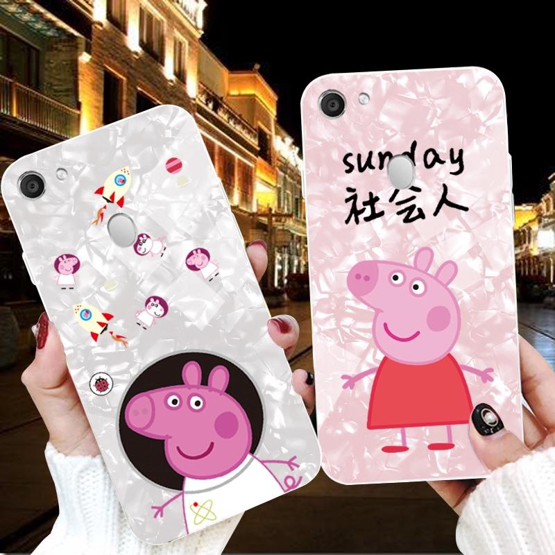 Ốp lưng silica gel mềm mại cho Oppoa79 mobile phone shell a73 phong cách Nhật
