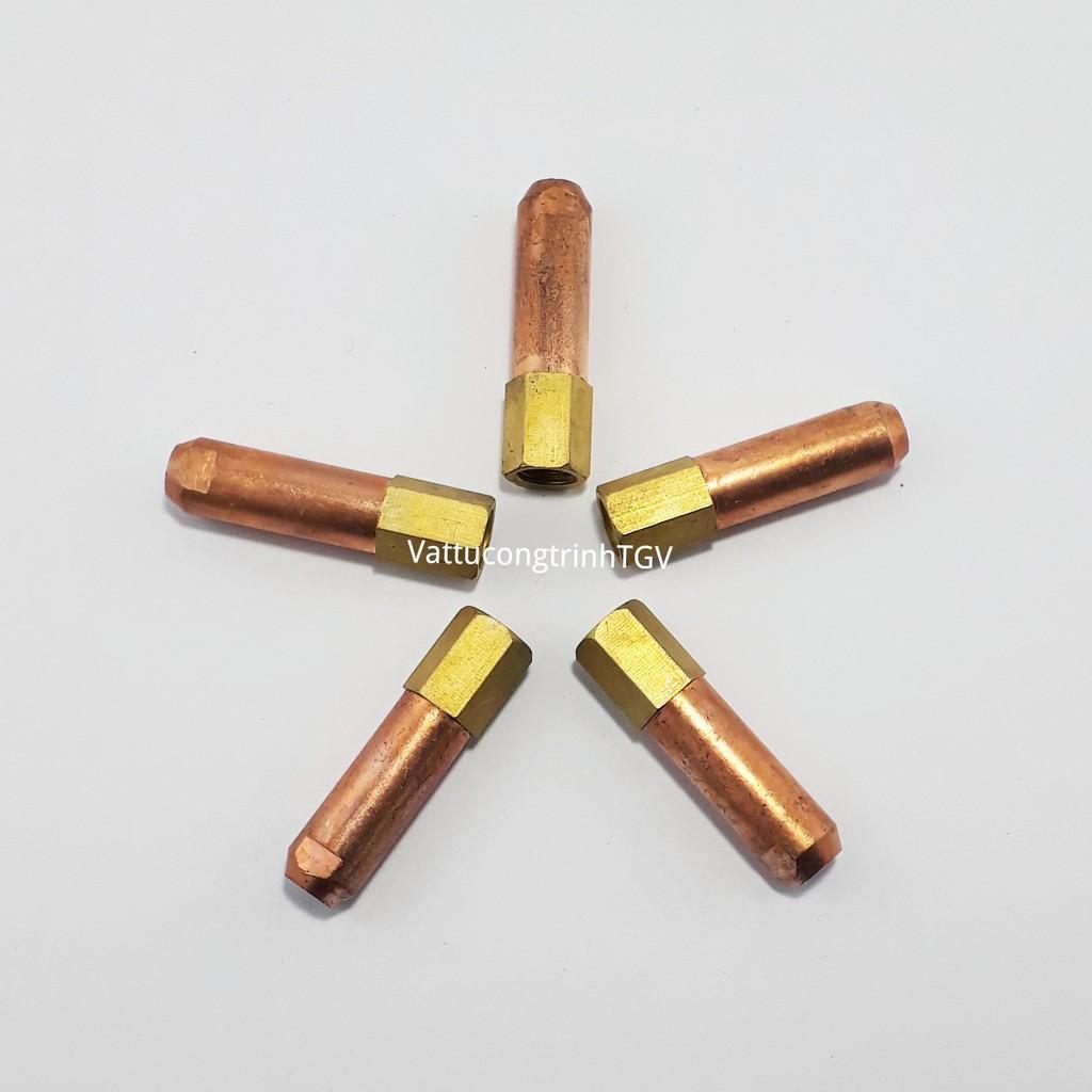 Bộ 5 đầu mỏ hàn vặn ren cho hàn khí oxy - 13889608 , 2043925911 , 322_2043925911 , 125000 , Bo-5-dau-mo-han-van-ren-cho-han-khi-oxy-322_2043925911 , shopee.vn , Bộ 5 đầu mỏ hàn vặn ren cho hàn khí oxy
