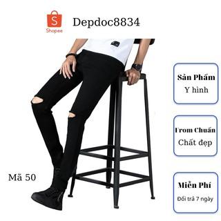 Quần jean nam cao cấp, chất liệu bò ( jean ) mềm mịn, from chuẩn, có nhiều mẫu đẹp mới đi kèm depdoc01