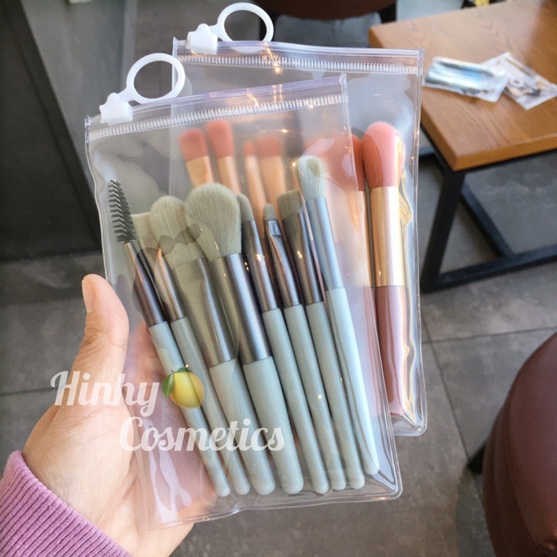 Bộ cọ 8 cây Professional Make Up Brush
