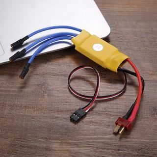RC BEC 30A Brushless ESC Firmware Motor Speed Controller Multirotor for Children Toy
