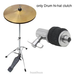 Professional Musical Standard Replacement Parts Rust-proof Jazz Drum Cymbal Stands For 6mm Pull Rod Metal Hi-Hat Clutch
