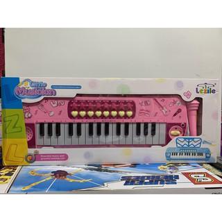 Đồ chơi đàn piano kèm micoro