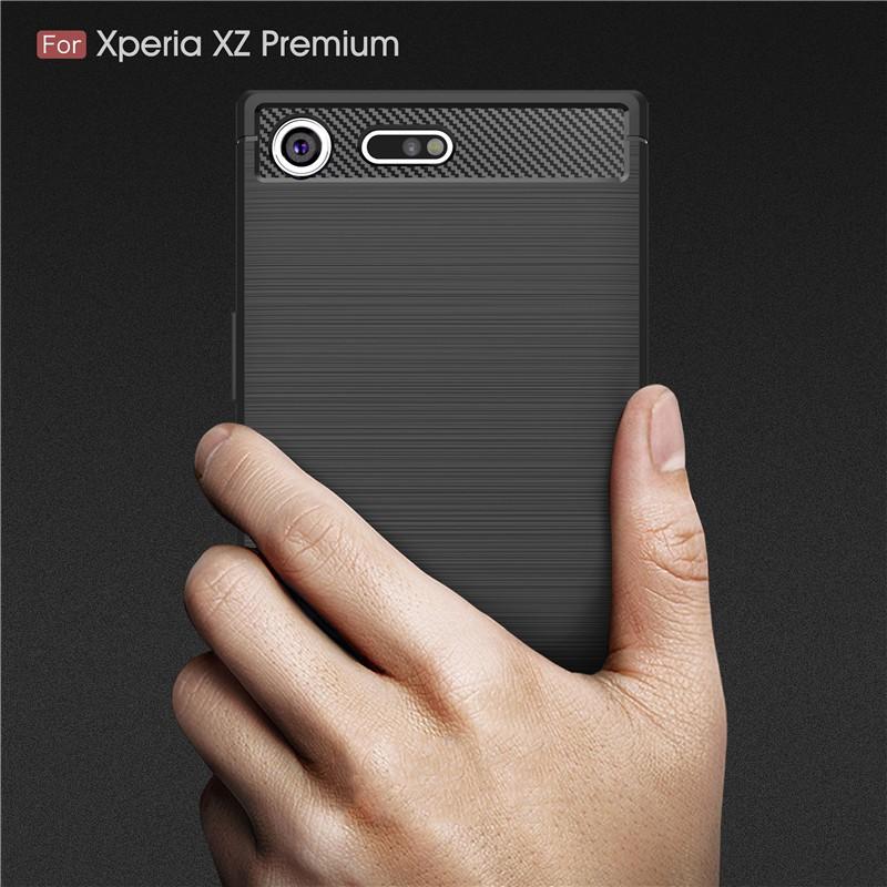 Ốp lưng TPU chống sốc cao cấp cho Sony Xperia XZ