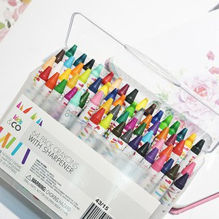 Hộp 64 bút màu cho bé