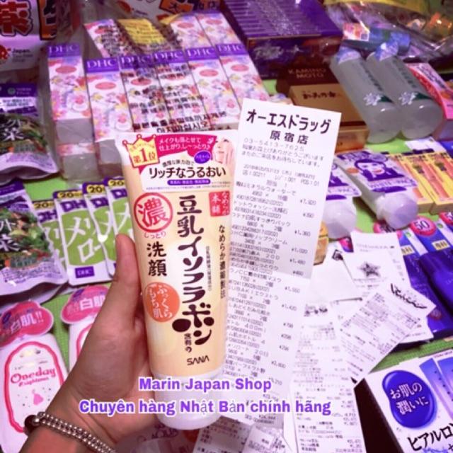 Sữa rửa mặt đậu nành Sana Nhật Bản - 3116518 , 1200017451 , 322_1200017451 , 220000 , Sua-rua-mat-dau-nanh-Sana-Nhat-Ban-322_1200017451 , shopee.vn , Sữa rửa mặt đậu nành Sana Nhật Bản