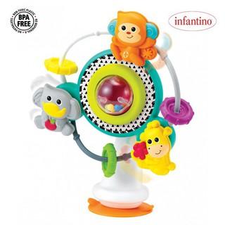 Đồ chơi vòng xoay vui nhộn BKIDS Infantino 004644 chính hãng