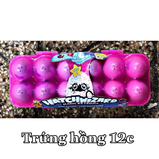 trứng hồng hatchwizard