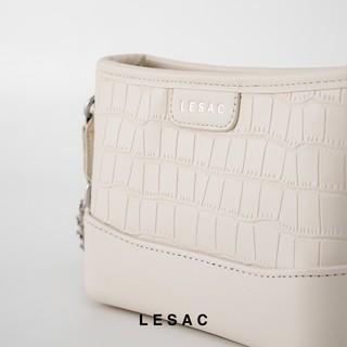 Hình ảnh [Mã SKAMPUSH10 giảm 10% đơn 200K] Túi xách nữ LESAC Mikala Bag (2 colors)-4