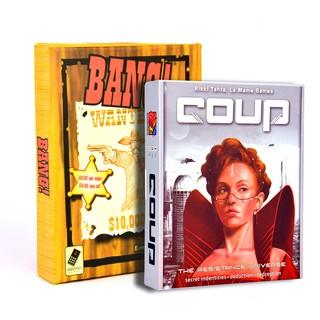 Set Bài bang và Coup cuộc chiến quyền lực