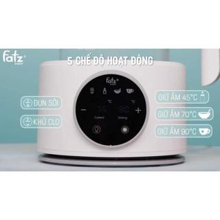 Máy đun và hâm nước pha sữa điện tử - QUICK 4 - FB3514CY Mã SPFB3514CY G
