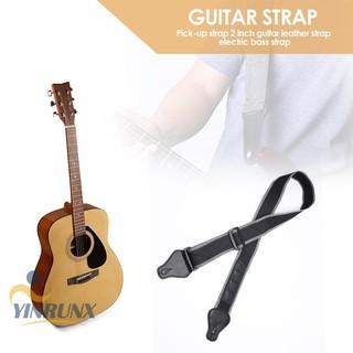 ♦♦Guitar Shoulder Strap Belt Electric Guitar Holder Strap Sling with Buckle♦♦