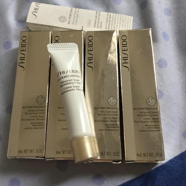 Kem dưỡng chống lão hoá Shiseido Bio- performance 4ml