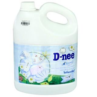 Dung dịch giặt xả D-nee 3000ml (màu trắng) - GX-072