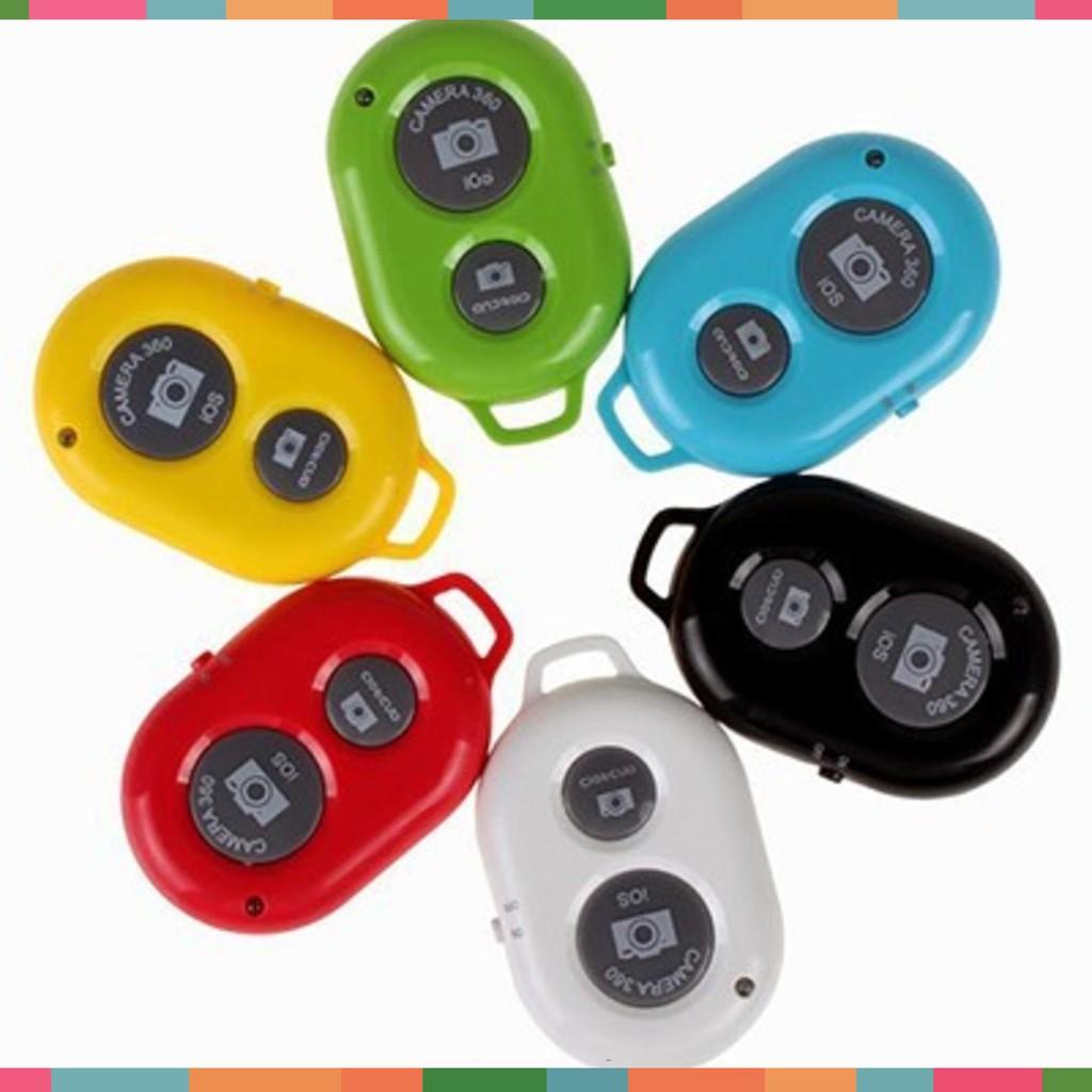 KM -  điều khiển(Remote) chụp ảnh cho điện thoại Bluetooth Shutter