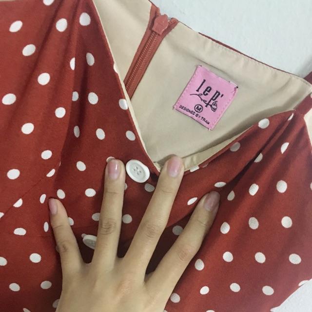 Váy lép size M