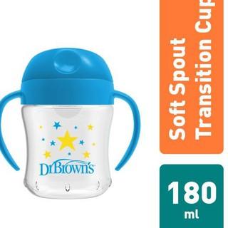 (Hàng Mới Về) Cốc Thu Phát Dr. Brown 's 6 Oz / 180 ml 1: 6m + / Trẻ Em Minm – 61001