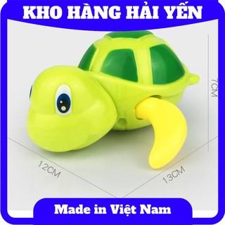 Sale [Bé Thích Mê] Đồ chơi rùa biển biết bơi chạy bằng dây cót giúp bé thích thú mỗi khi tắm – Buôn