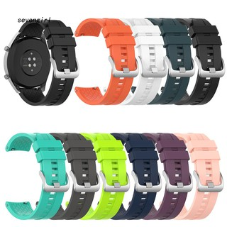 Dây đeo thay thế bằng silicone cỡ 22mm dành cho Huawei Watch GT cỡ 46mm